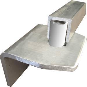 CP-BGR18-Kit- Bottom Wall Guide Roller 18mm for sliding door