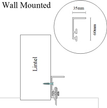 PVC_Strip_Door_Mounting_Wall