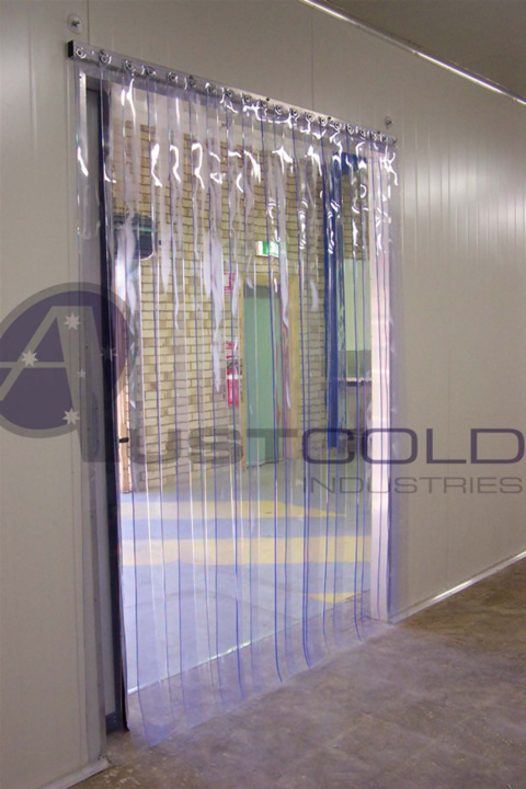 Clear Plastic Strip Door Www Austcoldindustries Com Au