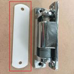 CP-P11-Spacer- Commercial Hinge Nylon Spacer