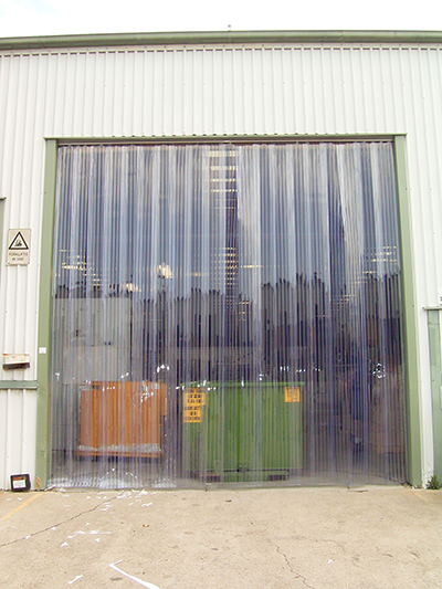 Plastic Door Strips >> Clear Pvc Strip Doors Door Strip Curtain Clear Plastic Door Strips